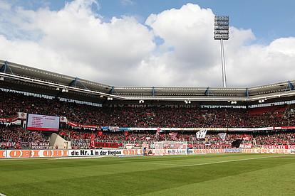 Stadion Nürnberg Blöcke