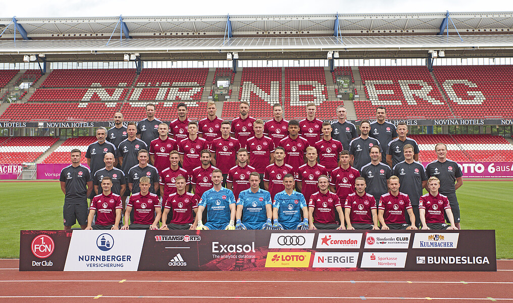 Fantool 1.FC Nürnberg