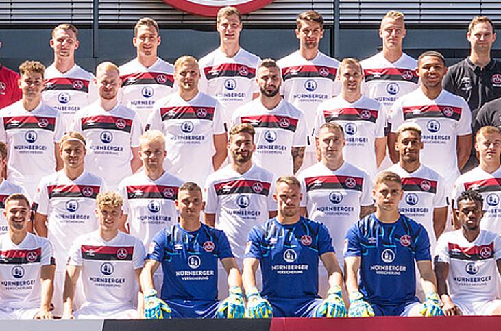 reputable site e96c4 14006 1. FC Nürnberg: Team
