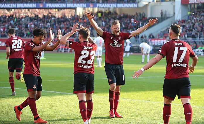 Spielstand Erste Liga