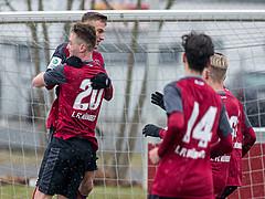 U19: Mit dritten Sieg in Serie in die Winterpause