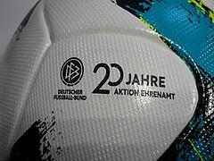 """Aktionsspieltag """"Danke ans Ehrenamt!"""""""