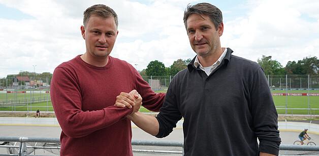 1 Fc Nurnberg Dieter Frey Wird Neuer U15 Trainer