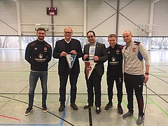 FC Durcheinander und Co. beim Maccabi Cup