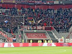 Fan-Info zum Auswärtsspiel bei Fortuna Düsseldorf