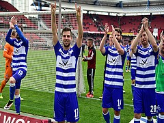 Teamcheck MSV Duisburg: Starke Form, starker Anführer