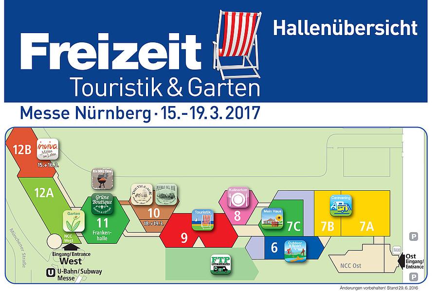 1 Fc Nürnberg Der Club Auf Der Freizeit Touristik Garten 2017
