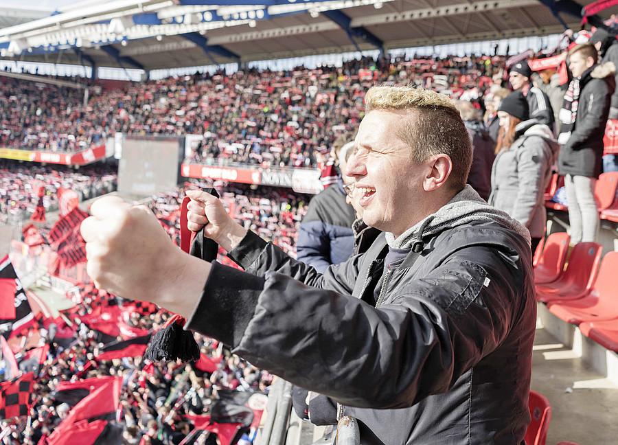 1 Fc Nurnberg Zuschauerschnitt Erstklassig Und Erster