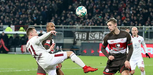 1 Fcn Gegen St Pauli
