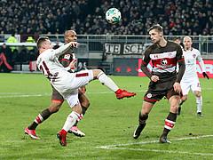 """Stimmen zu St. Pauli – FCN: """"Die Mannschaft hat sich Lob verdient"""""""