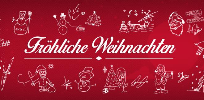 In Diesem Sinne Frohe Weihnachten.1 Fc Nürnberg Der Club Wünscht Frohe Weihnachten