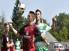 U19-Serie reißt im Derby