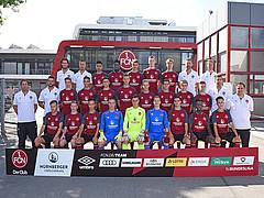 U17 unterliegt SC Freiburg 1:2