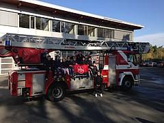 MINI CLUBERER bei der Feuerwehr Nürnberg