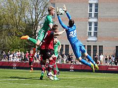 U21 unterliegt im Derby