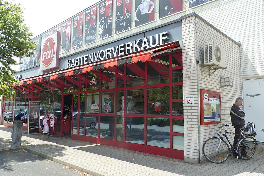 Fanshop 1 Fc Nürnberg