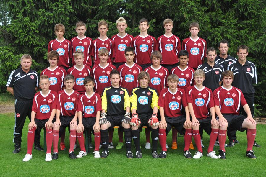 U15-Junioren mit Turniersieg